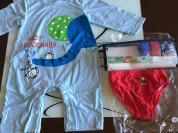 Пижамка и трусики на 1-1,5 года новые