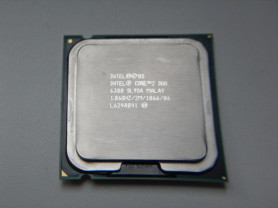 Процессор INTEL CORE2 DUO 6300 1.86GHZ