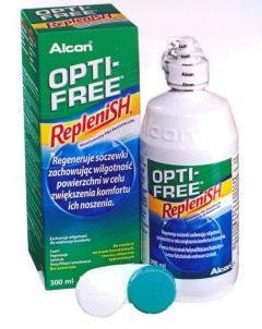 раствор Opti Free RepleniSH 300мл