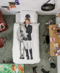 Комплект постельного белья Жокей. ХИТ!