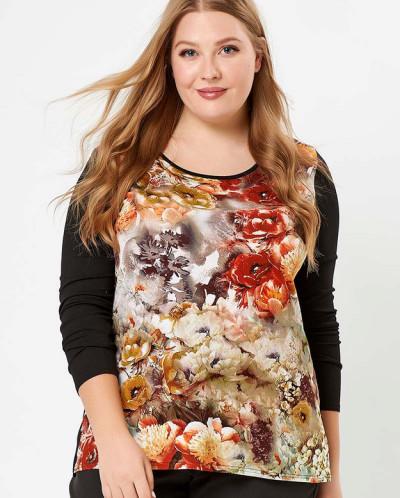Блуза Джинни