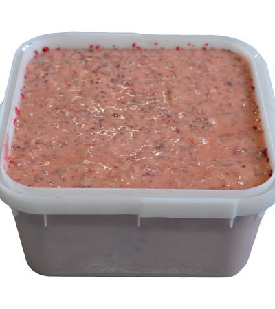 Крем-мёд с клюквой (ведерко 1,3 кг)