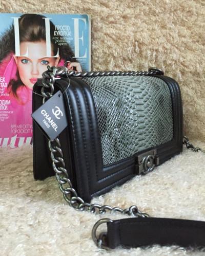 Купить сумку Chanel Boy Брендовые сумки Шанель бой