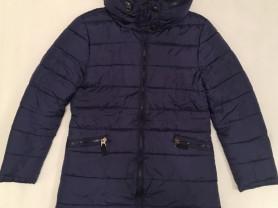 Удлиненная куртка Зара 140
