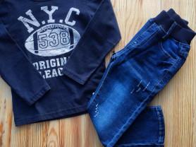 джинсы новый