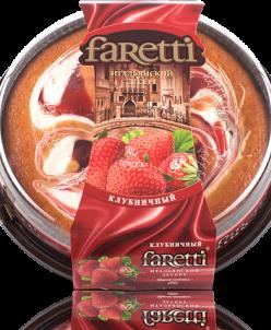 Торт бискв. Faretti  клубничный