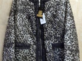Новая гламурная курточка FORTUNA размер 54