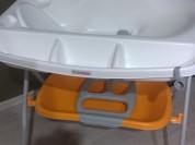 Prenatal Пеленальный столик плюс ванночка