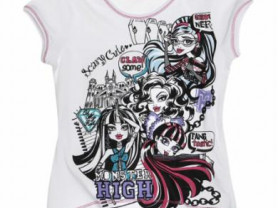 Футболки Monster High