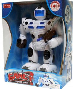 Игровой робот Бласт Zhorya