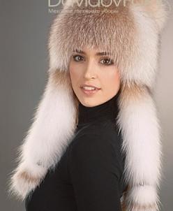 Киска с ушками полярная лиса