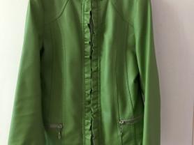Куртка из экокожи р.140-146
