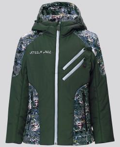 Куртка для мальчиков, холлофайбер