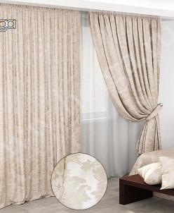 Флора арт.ТХ2191 (200х270-1шт) штора