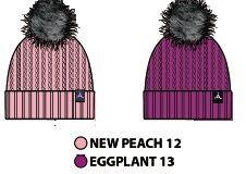 Шапка   для девочки Nano зима 19-20