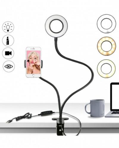 Гибкий держатель Professional Live Stream с подсветкой