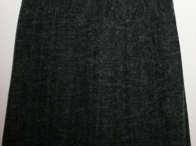 Юбка серая новая на резинке Elegance - р.56-58