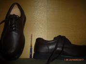 полуботинки, р.42-42,5 на шир.ногу с орто-стелькой