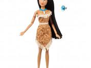 Кукла Похаконтас с кольцом, классика. Disney