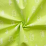 Ткань на отрез бязь плательная №1694/1 цвет