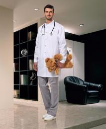 Халат мужской медицинский.