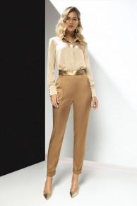 брюки LaVeLa Артикул: L20072 золотой