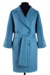 Пальто женское демисезонное (пояс) Вареная шерсть