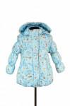 10-0308 Куртка демисезонная для девочки