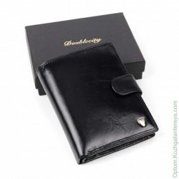 Мужское кожаное портмоне для документов и денег Doublecity 0