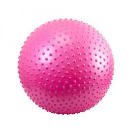 Мяч гимнастический массажный ВВ-003BL-22 (55см)