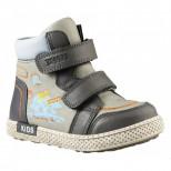 Ботинки ТОМ.М A-T02-66-D серый (21-26)