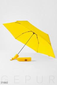 Оригинальный желтый зонт