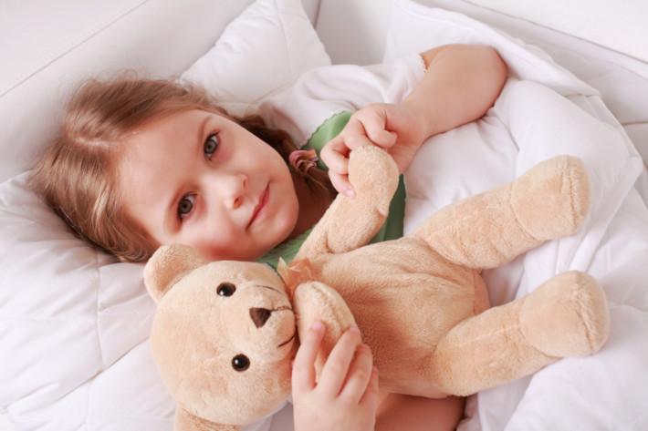 Проблемы сосном или неустойчивый детский сон