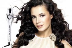 Плойка стайлер для волос TULIP 123321