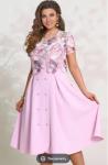Платья Модель 5953/2 тёмно-синий VITTORIA QUEEN      Произво