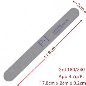 Двухсторонняя шлифовальная пилка для маникюра
