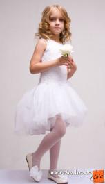 """Нарядное детское платье """"Аврора"""" О201422"""