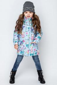 Весенняя куртка для девочки VKD-1