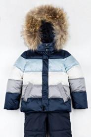Комплект для мальчика куртка+брюки
