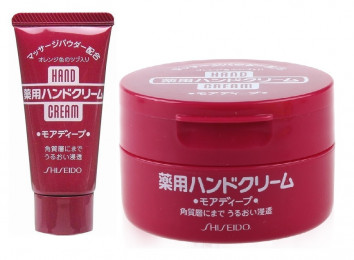 """SHISEIDO """"Hand Cream"""" Питательный крем для рук, с ксилитолом"""
