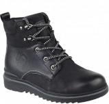 52-170A черн Ботинки зима для мальчиков (34-39)