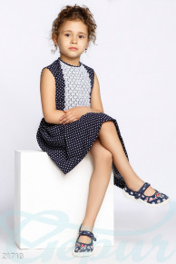 Воздушное детское платье