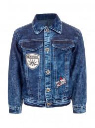 Акция Куртка джинсовая  Akira