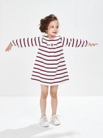 Платье UD 1006 полоска