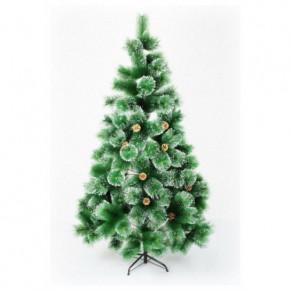 Искусственная елка с заснеженными кончиками - высота 150 см