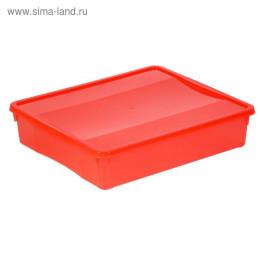 """Короб для хранения 9 л """"Колор-стайл"""" прямоугольный"""