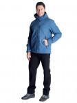 Куртка Windstopper Snow Headquarter, А-8571, Джинсовый синий
