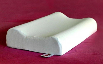 Латексная подушка Patex PT310 12х37х60 см (1300 грамм)