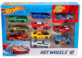 Hot Wheels 10шт