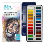 Watercolor Paint Set - 24